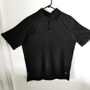 Champion Black Polo Shirt
